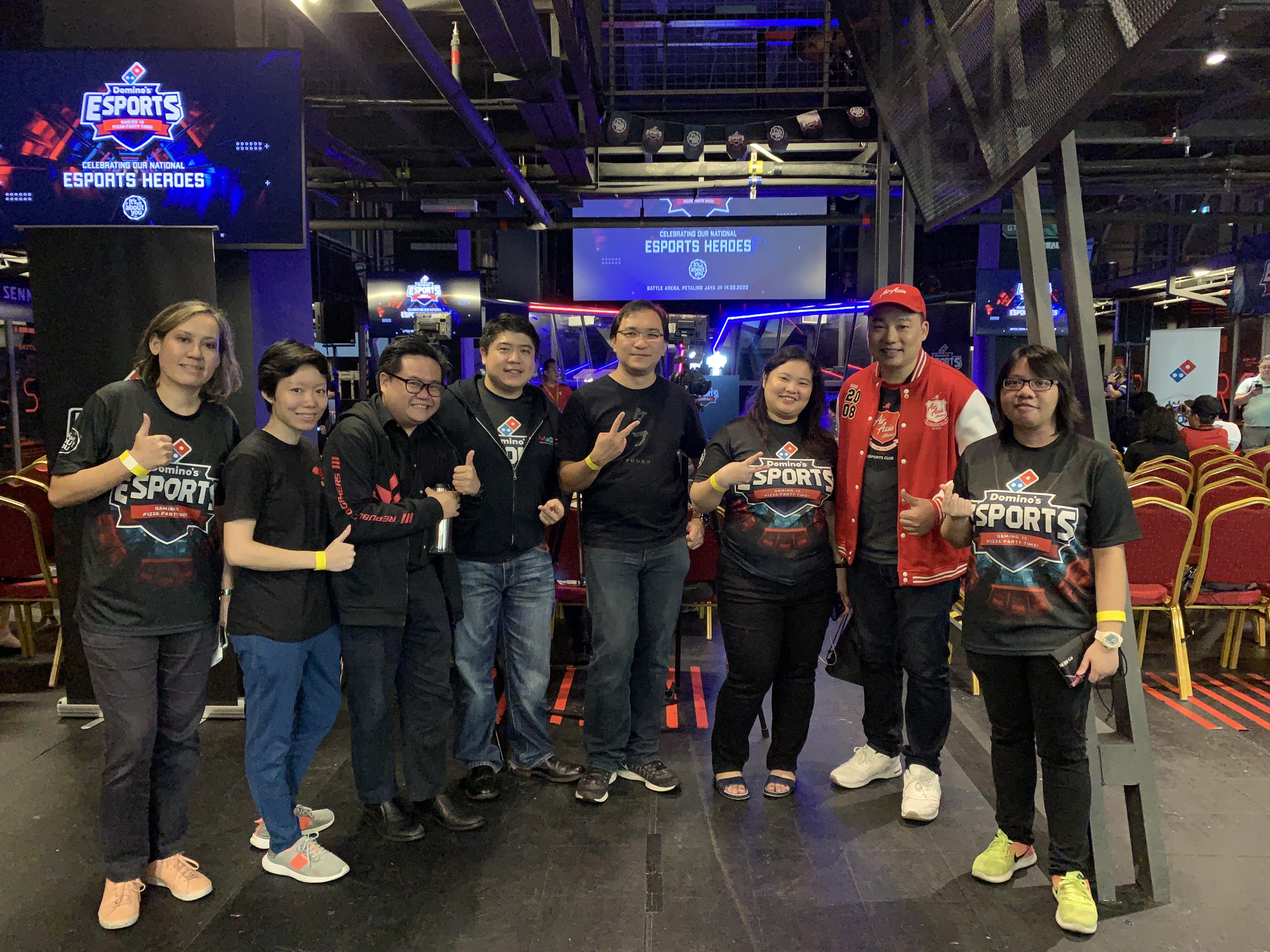 Domino's Rewards Esports National Heroes