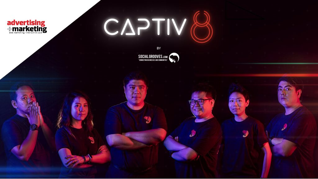 captiv8 in marketing interactive lenovo legion